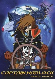 Capitão Harlock - Poster / Capa / Cartaz - Oficial 1