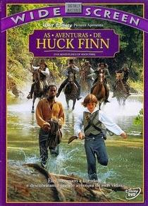 As Aventuras de Huck Finn - Poster / Capa / Cartaz - Oficial 2