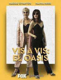 Vis a vis: El Oasis - Poster / Capa / Cartaz - Oficial 1