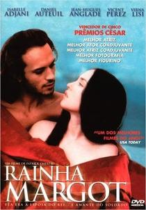 A Rainha Margot - Poster / Capa / Cartaz - Oficial 9