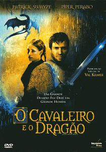 O Cavaleiro e o Dragão - Poster / Capa / Cartaz - Oficial 2