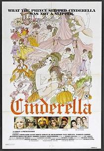 O Lado Erótico de Cinderella - Poster / Capa / Cartaz - Oficial 2