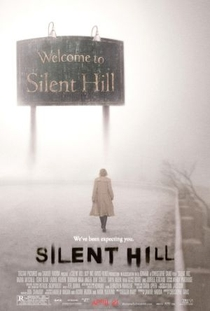 Terror em Silent Hill - Poster / Capa / Cartaz - Oficial 2