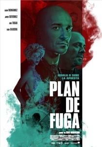 Plano de fuga - Poster / Capa / Cartaz - Oficial 2