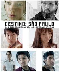Destino São Paulo - Poster / Capa / Cartaz - Oficial 1