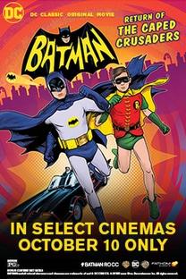 Batman: O Retorno da Dupla Dinâmica - Poster / Capa / Cartaz - Oficial 1