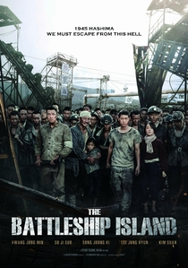 The Battleship Island - Poster / Capa / Cartaz - Oficial 1