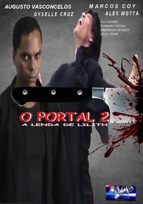O Portal 2  A lenda de Lilith  - Poster / Capa / Cartaz - Oficial 1