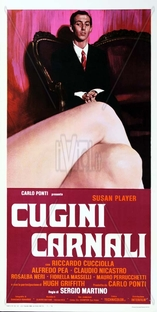 Cugini Carnali  - Poster / Capa / Cartaz - Oficial 1