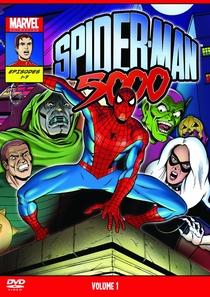 Homem-Aranha (1º Temporada) - Poster / Capa / Cartaz - Oficial 1
