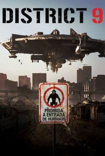 Distrito 9 - Poster / Capa / Cartaz - Oficial 8