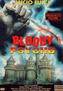 Bloody Psycho - Poster / Capa / Cartaz - Oficial 1