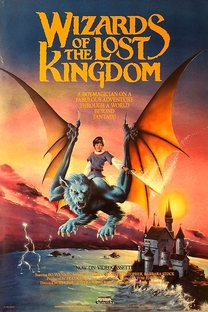 Os Guerreiros do Reino Perdido - Poster / Capa / Cartaz - Oficial 3