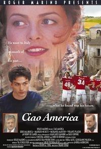 Ciao America - Poster / Capa / Cartaz - Oficial 1