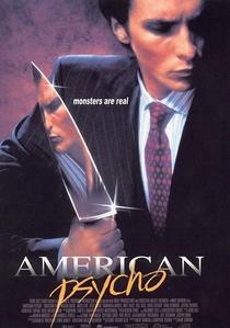 Psicopata Americano - Poster / Capa / Cartaz - Oficial 6
