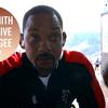 Will Smith salta de bungee jump em seu aniversário