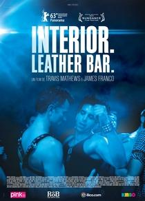 Interior. Leather Bar. - Poster / Capa / Cartaz - Oficial 3