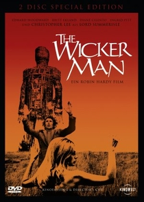 The Wicker Man Enigma  - Poster / Capa / Cartaz - Oficial 1