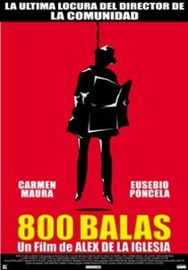 800 Balas - Poster / Capa / Cartaz - Oficial 5