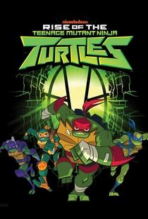 O Despertar das Tartarugas Ninja - Poster / Capa / Cartaz - Oficial 3