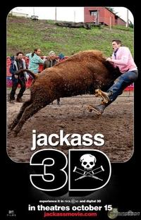 Jackass 3 - Poster / Capa / Cartaz - Oficial 4