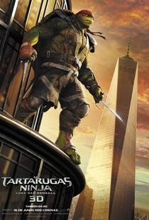 As Tartarugas Ninja: Fora das Sombras - Poster / Capa / Cartaz - Oficial 15