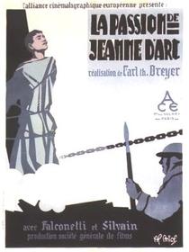 A Paixão de Joana d'Arc - Poster / Capa / Cartaz - Oficial 8