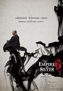 Império de Prata - Poster / Capa / Cartaz - Oficial 1