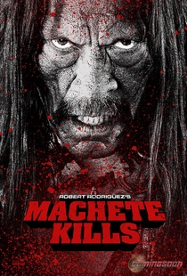 Machete Mata - Poster / Capa / Cartaz - Oficial 3