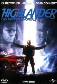 Highlander - O Guerreiro Imortal - Poster / Capa / Cartaz - Oficial 2