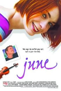 June - Poster / Capa / Cartaz - Oficial 1