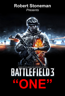 Battlefield 3: One - Poster / Capa / Cartaz - Oficial 1