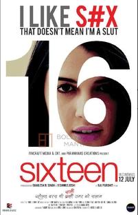 Sixteen - Poster / Capa / Cartaz - Oficial 2