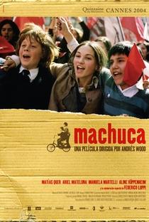 Machuca - Poster / Capa / Cartaz - Oficial 1