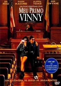 Meu Primo Vinny - Poster / Capa / Cartaz - Oficial 4