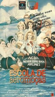 Escola de Aeromoças - Poster / Capa / Cartaz - Oficial 2