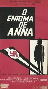 O Enigma de Anna - Poster / Capa / Cartaz - Oficial 1