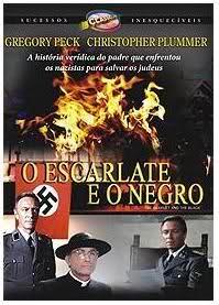 O Escarlate e o Negro - Poster / Capa / Cartaz - Oficial 2