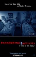 Atividade Paranormal 3 (Paranormal Activity 3)