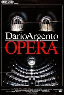 Terror na Ópera - Poster / Capa / Cartaz - Oficial 2