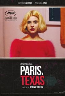 Paris, Texas - Poster / Capa / Cartaz - Oficial 15