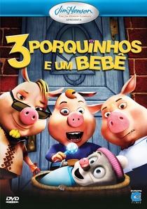 Três porquinhos e um bebê - Poster / Capa / Cartaz - Oficial 1