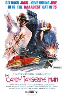 The Candy Tangerine Man - Poster / Capa / Cartaz - Oficial 1