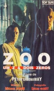 Zoo - Um Z & Dois Zeros - Poster / Capa / Cartaz - Oficial 3
