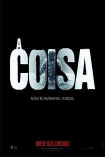 A Coisa - Poster / Capa / Cartaz - Oficial 2