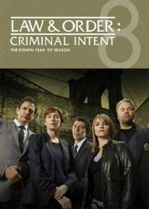 Lei & Ordem: Criminal Intent (8ª Temporada) - Poster / Capa / Cartaz - Oficial 1