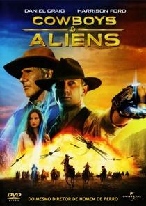 Cowboys & Aliens - Poster / Capa / Cartaz - Oficial 11
