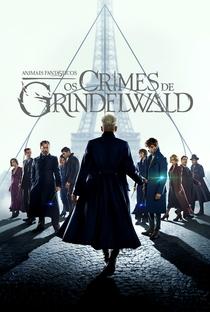 Animais Fantásticos - Os Crimes de Grindelwald - Poster / Capa / Cartaz - Oficial 2