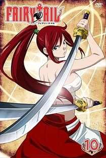 Fairy Tail (Arco 5: Etherion) - Poster / Capa / Cartaz - Oficial 2