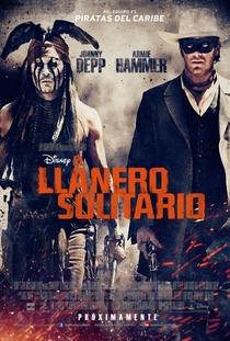 O Cavaleiro Solitário - Poster / Capa / Cartaz - Oficial 21